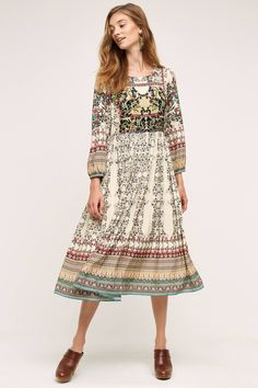 Shop the Far Fields Midi Dress and more Anthropologie at Anthropologie today. Read customer reviews, discover product details and more.