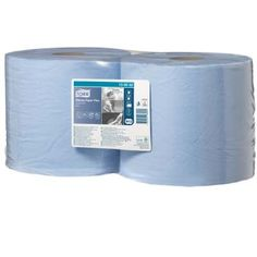 Bobina Industrial Ultrarresistente Azul 119 m Pack 2 uds Industrial, Color Azul, Packing, Paper, Shopping, Coil Out, Rolo, Blue Bath, Blue Nails