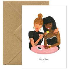 True Love Card
