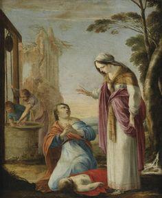 laurent de la h ||| religious - non biblical ||| sotheby's pf1209lot636z8en