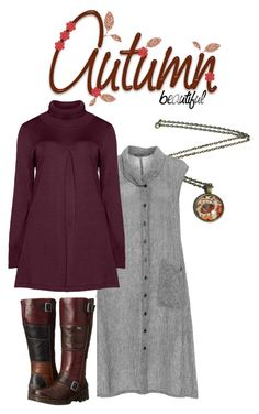 """""""plus size autumn"""" by aleger-1 ❤ liked on Polyvore featuring Manon Baptiste and Rieker"""