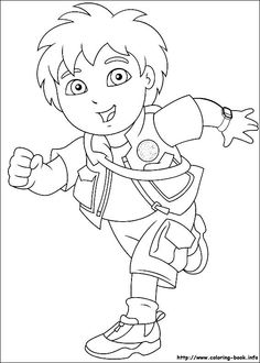 302 Best Coloring Pages Cartoons Images On Pinterest Printable