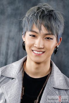 JB or Im Jae Bum Now this fella is my favourite and is the leader of the GOT7. He's the triple threat; he can sing (beautifully), dance (b-boy, awesomely) and act (he's acted in a drama or two). His loud, like myself, funny, cute, handsome and just plain cool >.< . Since his the leader he is automatically the dad of the group and has a lot of responsibilities and i respect him of that. ^.^