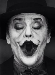 Jack Nicholson as Joker in Batman, 1989