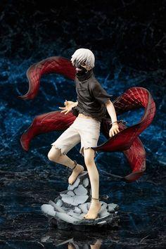 Tokyo Ghoul: Ken Kaneki Awakened Ver. 1/8 Scale PVC Statue   Nendoroid   Figuren/Statuen   Yorokonde.de - Ihr Online-Shop für original Anime-Figuren und Modellbausätze aus Japan