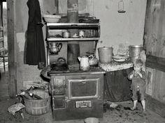 Kitchen Nightmare, 1937