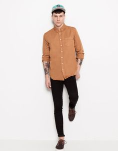:LONG SLEEVE SHIRT