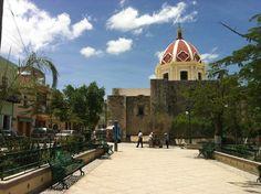 Plaza Principal de Tula en Tula, Tamaulipas