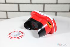 First Look: Mattel Virtual Reality View-Master