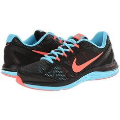 be9a86e8274 Nike Dual Fusion Run 3 Women s Running Shoes ( 80) ❤ liked on Polyvore  featuring