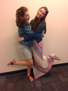 Love her and denim