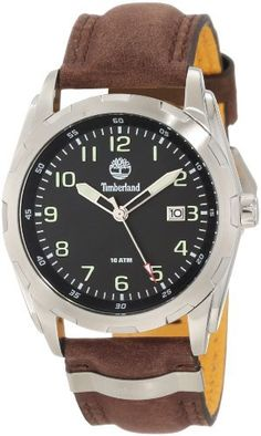 Timberland Men's 13330JS_02B Newmarket Analog 3 Hands Date Watch Timberland. $125.00. Mineral glass with sapphire coating. Durable material crystal. Quartz movement. Water-resistant to 100 M (330 feet). Case diameter: 40 x 49 mm