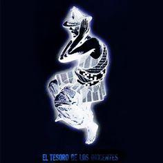 El Tesoro de Los Inocentes [The Treasure of the Innocents], CD cover Design By Carlos Solari.