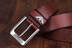 Veja nosso novo produto Cinto Masculino Luxo De Couro Marca Giorgio Armani! Se gostar, pode nos ajudar pinando-o em algum de seus painéis :)