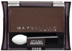Maybelline New York Expert Wear Eyeshadow Singles, 225S Made for Mocha Stylish Smokes, 0.09 Ounce *** For more information, visit image link.