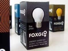 Foxglo Package Design Inspiration