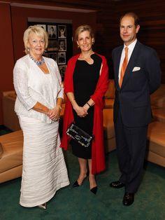 "Chris Graham on Twitter: ""A great night at the Globe's 50th Anniversary w/ Prince Edward & Sophie & @vaughnschofield @GlobeRegina #GT50Gala"