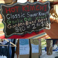 New vendors!