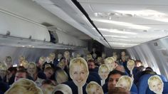 It's amazing how much Ellen flies.