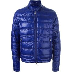 Moncler 'Acorus' padded jacket ($655) ❤ liked on Polyvore featuring men's fashion