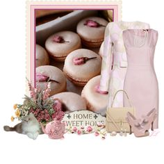 Macaroons by jenalind on Polyvore