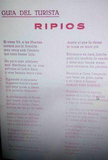 """""""Se ha escrito en Huertas"""": Capitulo 787: Ripios."""