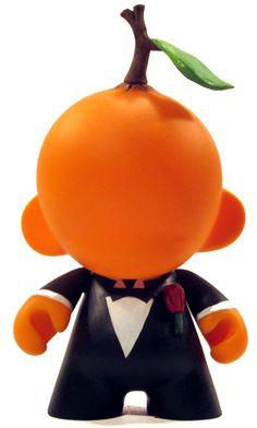 Don Orange by Scott Kinnebrew