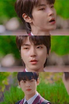 Attractive Male Actors, Handsome Korean Actors, Korean Drama Best, Kdrama Actors, Cha Eun Woo, Cute Actors, True Beauty, Pretty People, Actors & Actresses