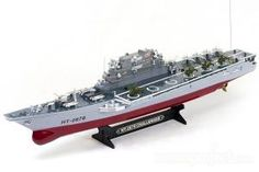 HT 2878 Aircraft Carrier RC Boat