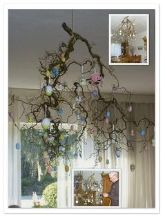 60 Spring & Easter decorating ideas for home coz' spring has sprung & we can't contain the excitement - Hike n Dip Hoppy Easter, Easter Bunny, Easter Eggs, Easter Tree, Easter Wreaths, Easter Celebration, Easter Holidays, Easter Party, Easter Crafts