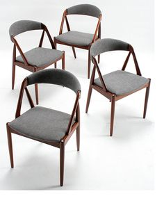 Kai Kristiansen dining chairs