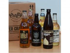 Crafty Nectar is the UK's cider subscription & offers up hassle free deliveries of cider and perry from the UK's finest cidermakers. Subscription Boxes For Men, Best Subscription Boxes, International Beer Day, Best Beer, Beer Bottle, Crafty, Drinks, Free, Beverages