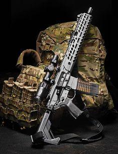 Gun Test: SIG MCX Virtus Patrol Rifle | The Daily Caller Weapons Guns, Airsoft Guns, Guns And Ammo, Armas Sig Sauer, Sig Mcx, Battle Rifle, Combat Gear, Custom Guns, Fire Powers