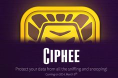 Ciphee is a new personal data protection tool blocking any attempt of programs to access your protected files.