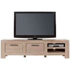 Urban 2 Drawer Entertainment Unit | Freedom Furniture and Homewares
