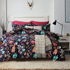 2017 Bedding Set Duvet Cover Sets Bed Sheet Boho style  Adults  Bedroom Sets Queen/King Size Egyptian cotton Bedlinen #Affiliate
