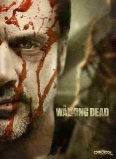 Jeffrey Dean Morgan as Negan on TWD