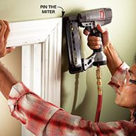 Tips for Tight Miters | The Family Handyman