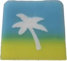 Palm Tree Picture Soap