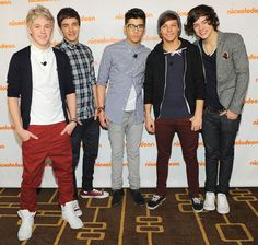 One direction is my only directon!