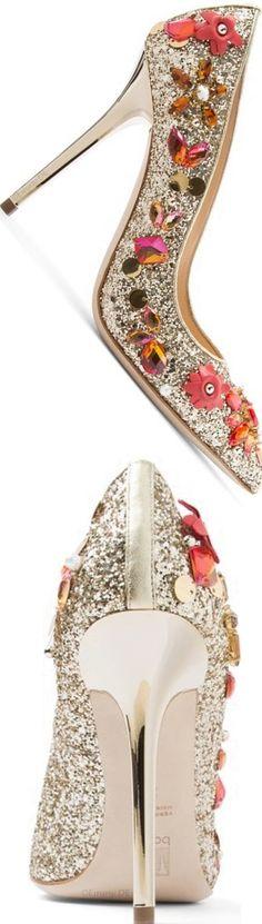 Brilliant Luxury by Emmy DE ♦Ballin 'Iris Red' Pumps women-clothing.club