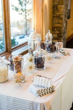 Reno, Nevada Wedding. Wedding Planner Lake Tahoe. Wedding organization Northern Nevada. NV. Set Up, Take Down, Wedding. The After Party. The Grove Reno. New Years Eve Wedding. Nude sparkles, gold sparkles, sequins, NYE, DIY Wedding, Modern wedding inspiration, vintage wedding inspiration, mercury glass. candy bar, diy candy bar
