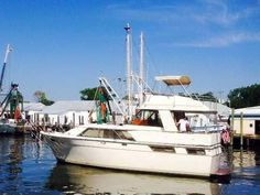 1980 Pacemaker Motor Yacht Power Boat For Sale - www.yachtworld.com
