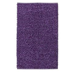 """Circo Textured Chenille Rug - Purple (30x50"""") : Target Mobile"""