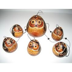 Gourd wind chime