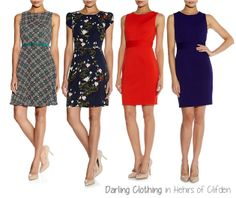 Darling Clothing Dresses For Work, Summer Dresses, Formal Dresses, Clothing, Ideas, Fashion, Dresses For Formal, Outfit, Moda