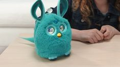 Explore the Furby Connect World app and discover surprises together The Furby Connect friend gets updates with the app and learns new phrases This Furby friend expresses with more than 150 colorful eye animations Make Furby sleep just by putting the included sleep mask on Includes 1 Furby Connect friend, sleep mask, and instructions NOTE: Refer the Instructional Video from the image section before use which is highly essential. Requires 4 AA alkaline batteries (not included) Play Based Learning, Learning Games, Furby Connect, Interactive Toys, Educational Games, Sleep Mask, Diy Toys, Diy For Kids, Note