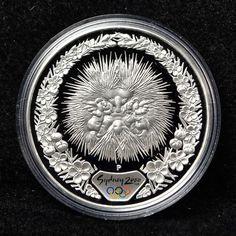 Numismática: Moeda Comemorativa, Austrália - Olimpíada ..