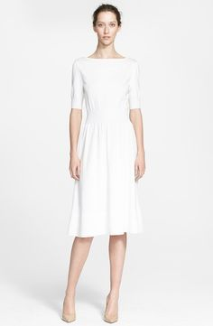 Crepe Knit Dress - St. John