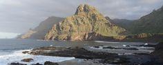 Anaga Gebirge auf Teneriffa
